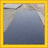 Placa de aço e folha Preto-Oleadas