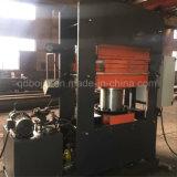 Alfombra de goma fabricación de placa de la máquina de prensa de vulcanización del caucho