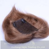 100% 인간 Virgin Hair Women와 Men의 Lace Closure Toupee