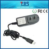 chargeur micro de mur d'USB de 9V 2A 18W avec la prise d'UE