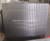 変圧器タンク波形のひれの壁