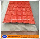 Новой застекленная конструкцией плитка крыши с цветом