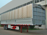Cimc 60 Tons Van Trailer