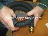 Tuyau à haute pression flexible d'aspiration et de livraison de pétrole