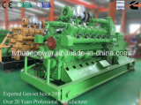 Gerador trifásico do gás de carvão da C.A. com o motor de turbina do gás