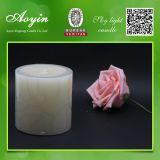 Großhandelsweiße duftende Kerzen des Pfosten-3*3 mit bestem Preis und guter Qualität