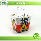 Happypack Disposable Noodle Box Round Base con Handle