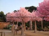 Árvore falsificada artificial ao ar livre da flor de Sakura da cereja