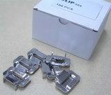type de dents de collier de serrage d'acier inoxydable de qualité