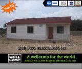 Chalet prefabricado modular de Wellcamp para el apartamento