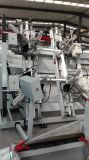 PVC 이기 문 수직 CNC 4 구석 용접 기계
