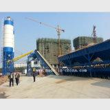 120m3/H PLC van Siemens het Groeperen van de Controle Concrete Concrete het Mengen zich van de Installatie Installatie