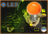 LED 0.25W Festival Color Light Bulb (ORANGE)