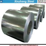 (0.125mm-6.0mm)電流を通された鋼鉄コイルかRooingの鋼鉄亜鉛は規則的なスパンコールで鋼鉄コイルに塗った