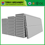 Tianyi especializou o painel de parede oco da gipsita da máquina do núcleo