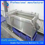 Máquina de casca vegetal da máquina da limpeza de escova mais limpa