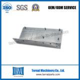Piezas de perforación de aluminio del metal de hoja