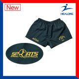 Drucken-Rugby-Jersey kundenspezifischer Rugby-Kurzschluss