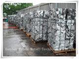 Aluminio 6063 del desecho