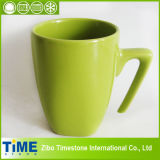 陶磁器のStoneware Solid Color Blank Coffee Mugs (7106c-006)