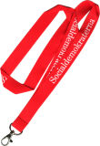 Fabricant professionnel de Lanyard with Logo Design