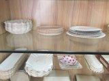 Plato de papel que forma la máquina lavadora de platos