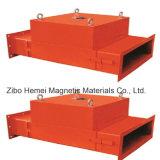 Separador magnético Rcya-300 Series Pipeline Permanente para o cimento, químicos, de carvão, de plástico, Materiais de Construção