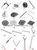Keramische und Metalteile