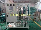 진공 시스템에 의하여 사용되는 변압기 기름 필터 기계