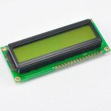 16 x 2 Zeichen LCD-Bildschirmanzeige-Baugruppen-breiter Betrachtungs-Winkel