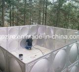 SU 304 음식 급료 스테인리스 물 탱크