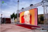 스크린을 광고하는 O10s 옥외 Die-Casting 알루미늄 LED