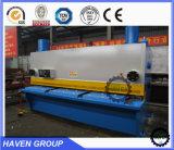 Máquina de corte de corte da placa de aço da máquina da guilhotina hidráulica do CNC
