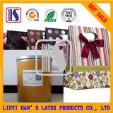 Colle adhésive liquide blanche de matériau d'étanchéité de fournisseur de la Chine pour le sac de papier