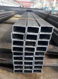 Tubo d'acciaio quadrato galvanizzato sul formato di riserva 12*12mm-600*600mm