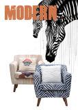 Moderner Gewebe-Stuhl, einfacher Entwurfs-Ausgangsmöbel, Stuhl (M1505)