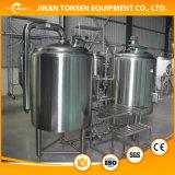 グリコールビール装置の発酵タンク