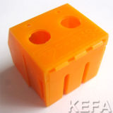 変圧器の端子ブロック