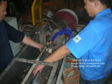 PVC molle Steel Wire Enhanced Hose Making Machine per High Pressure Application