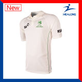 Dri Fit Any Color Logo Design sua equipe Cricket Jerseys