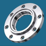 Le collet de soudure d'acier du carbone de la norme ANSI DIN a modifié la bride de garnitures de pipe