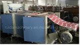 China-faltende und stempelschneidene Maschine für Papiercup