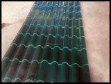 Roulis de Monterey de feuille de toiture de tuile d'opération en métal formant la machine