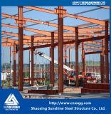 Низкая стоимость и хорошее качество Pre-Сделали промышленную мастерскую стальной структуры