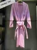 Горячий продавая роскошный оптовый Bathrobe ткани Терри гостиницы