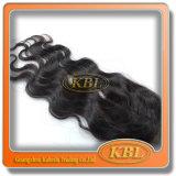 Parrucche brasiliane profonde dei capelli dell'onda 2.5*4 Qingdao per gli uomini di colore