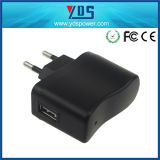 USBとの5V 1A EU Wall Plug Adapter
