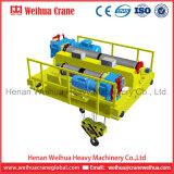 Weihuaのはっきりしたタイプ電気起重機クレーン