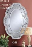 Specchio a cristallo della decorazione della parete di Murano di offerta speciale
