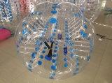 Bola de parachoques 2016 de la carrocería de /Inflatable de los parachoques Ball/PVC de Popalar del fútbol inflable inflable de la burbuja para los juegos de personas